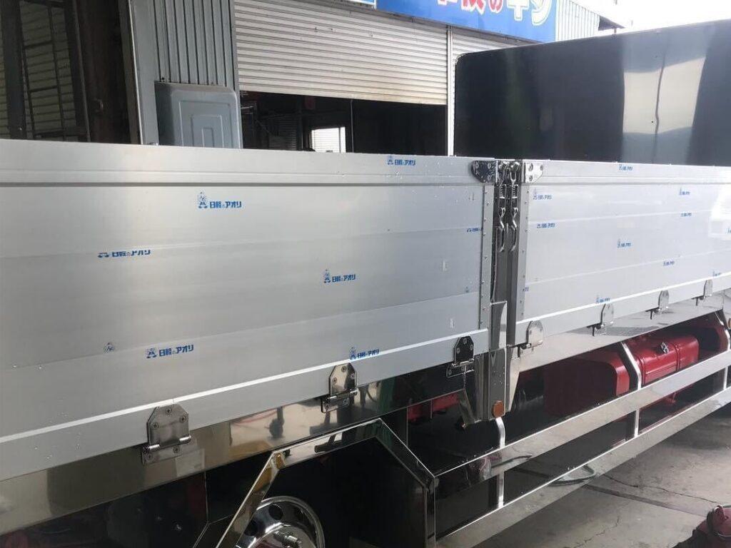 トラックボデー制作・架装・修理
